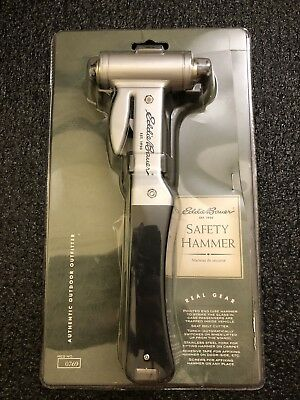 Eddie Bauer Emergency Safety Hammer Multi Tools Camping Real Gear