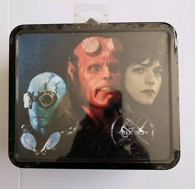 NEW Sealed ~ Hellboy Lunch Box ~ Rare ~ Never opened!
