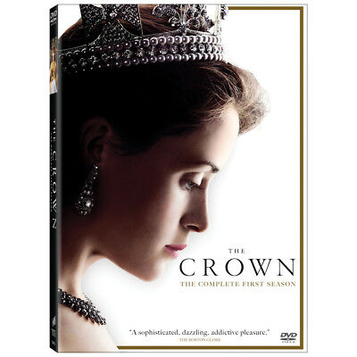 The Crown: Season 1 - DVD - Region 1 (US & Canada)