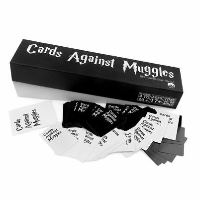 1356 Cards Against Muggles Cards Against Humanity Table Game Party Playing Cards