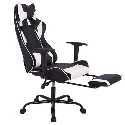 Good Life Office Chair Racing Gaming Style Swivel Recliner High Back Ergonomic 3