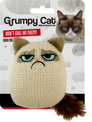 Brand New Rosewood Grumpy Knit Pouncey Cat Toy Buddy Soft Touch Play 51351