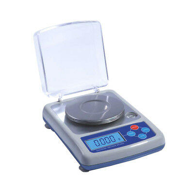 Electronic Precision Lab Analytical Balance LCD Jewelry Balance Scale 0.001g 1mg