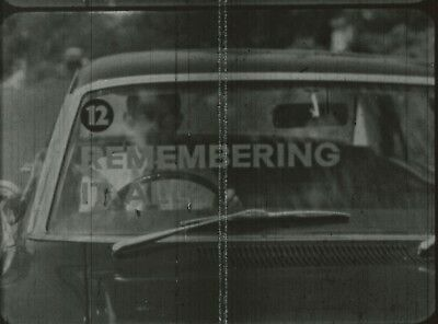 Remembering It All 1969 16mm short film How To Drive P.12 Australia