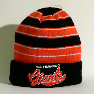 San Francisco Giants Beanie / Wollmütze - New Era - Baseball - MLB - Neu
