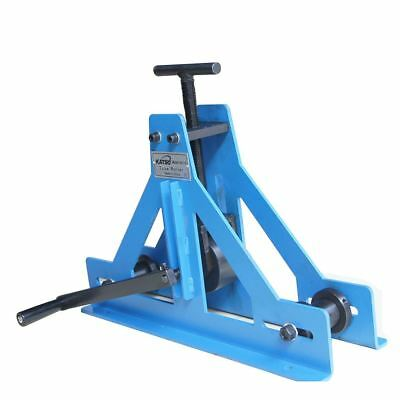 165119 KATSU Square Tube Pipe Roller Rolling Bender & Fabrication Mild Steel