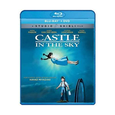 Castle in the Sky Blu-Ray + DVD. New/Sealed. Studio Ghibli / Disney