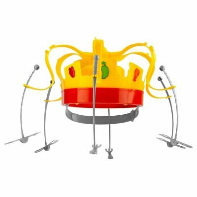 King Crown Feast Musical Munch Game-Eat The Spinning Snacks Before Music StopsTP