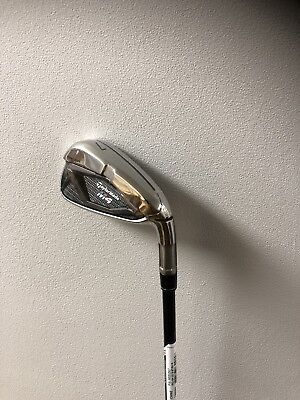 TaylorMade M4 7 iron with Fujikura Atmos Regular flex graphite shaft New