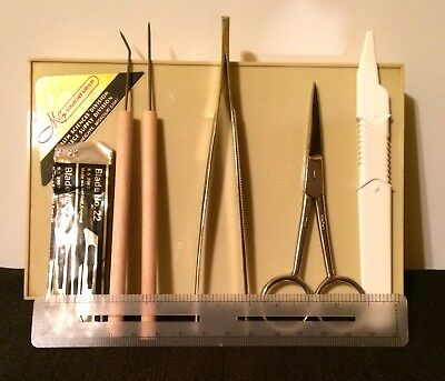 Vintage McCoy Dissecting Dissection Kit Set Student College Science Lab School