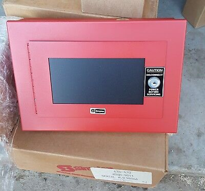 New Old Stock Simplex 2088-9011 AUXILARY RELAY FIRE ALARM PANEL
