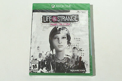 Life Is Strange: Before the Storm (Xbox One) Brand New
