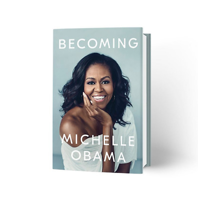 Becoming by Michelle Obama [ E- Book ] - Fast delivery