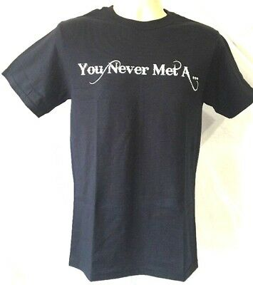 Kid Rock You Never Met A Motherf R Citation Like Me T-Shirt (S) Neuf Official