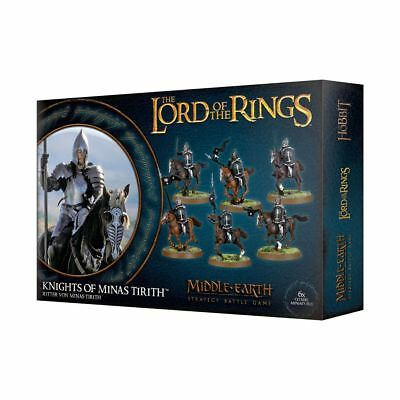 Warhammer Knights of Minas Tirith The Lord of the Rings plastic new