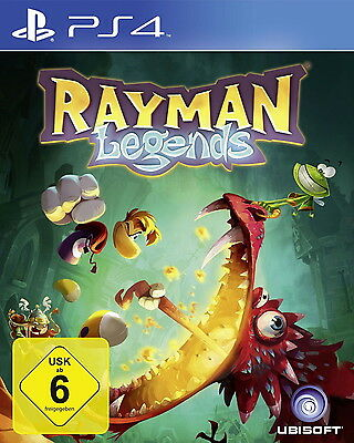 Rayman Legends (Sony PlayStation 4)  NEU & OVP . Blitzversand