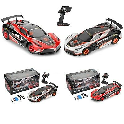 RC Car 2.4 GHz 2 WD 1:10 Full Scale Steering Sharly Sport Car 35 KM/H RTR