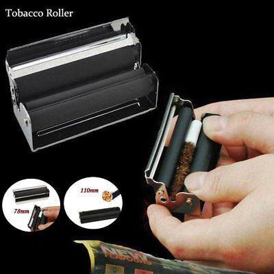 Joint Roller Machine Blunt Fast Cigar Rolling Cigarette Raw Tobacco Rollers N21