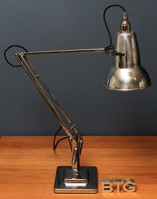 Vintage Industrial Herbert Terry 1227 Anglepoise Lamp