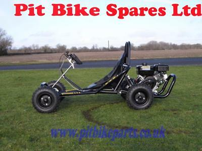 New 200cc Off Road Drift Buggy. 6.5hp 4 Stroke Petrol Powered Go Kart.