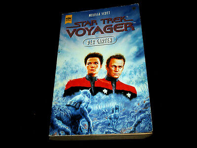 STAR TREK - Voyager - Melissa Scott - Der Garten - Band 12