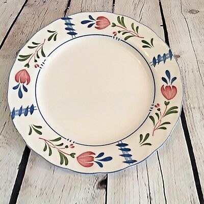 Vintage Nikko China Dinner Plate Avondale Floral Replacement      R