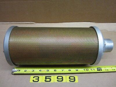 "Atomuffler Model 15 1 1/2"" Npt With Extra Filter Element"
