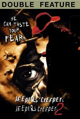 Jeepers Creepers -  Double Feature - New Region All DVD