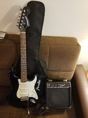 FENDER Electric Guitar STARCASTER (FSE005176) with fender amp