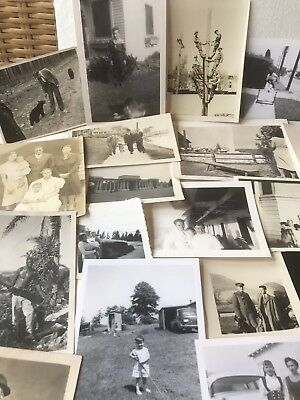 Old Antique Black & White Photos People Places Things 1920's & Up Rare Images