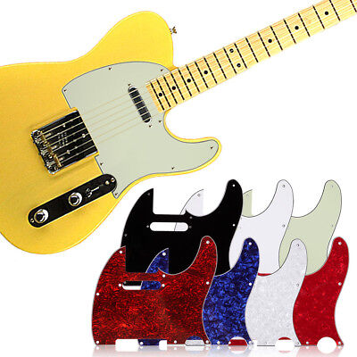3 Ply Pearloid Pickguard Telecaster Guitar Pickguard for Fender USA Standard