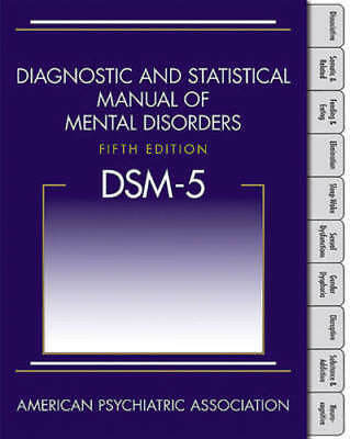 Dsm-5(r) Repositionable Page Markers by American Psychiatric Association: New