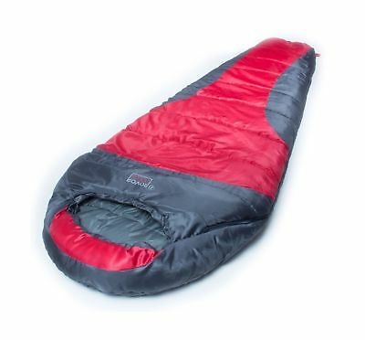 Rovor Couzy Cold Weather Camp Mummy Sleeping Bag FITS TALL ADULTS AND TEENS WARM