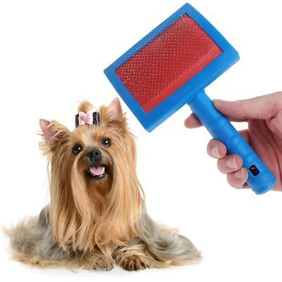 Pet Grooming Comb Shedding Hair Remove Brush Gilling Cleaning Dog Cat Supplies