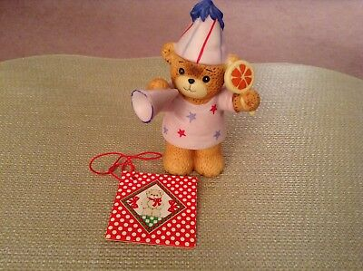 Lucy Rigg - Lucy And Me Bears - Enesco - January Party Bear - Bear Of The Month