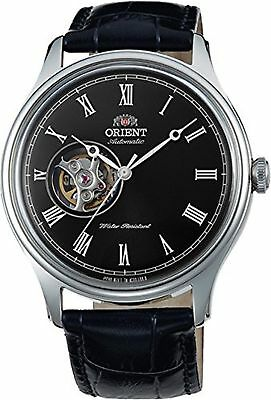 ORIENT Classic Automatic with Hand Winding Open Heart Dome Crystal Roman FAG0...