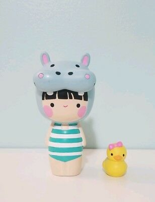 Brand New Retired Sold out! Hand numbered Momiji Gwendolyn and Ducky set of 2!!
