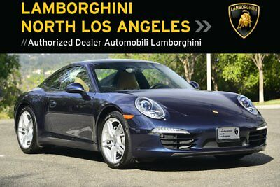 2016 Porsche 911  2016 911*Full Leather*PDK*Midnight Blue*CPO Warranty