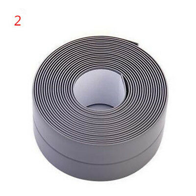 PVC Adhesive Kitchen Bathroom Wall Seal Ring Tape Waterproof Mold Proof Tape Z
