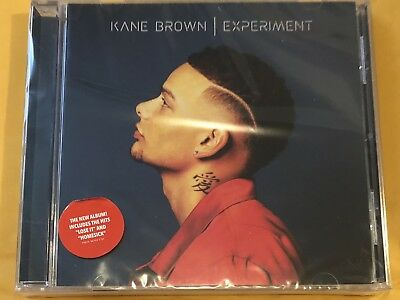 Kane Brown - Experiment (Brand New CD)