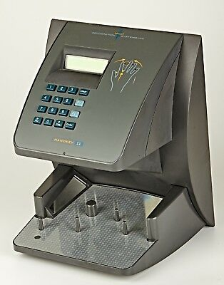 *Schlage IR Biometric Hand Scanner/Reader HandKey II Recognition Systems