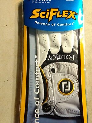 Footjoy Sci Flex womens golf glove Medium