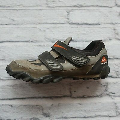 4d9e5552f8fd Vintage 1996 Nike ACG Clipless Cycling Shoes Size 12 184020-081
