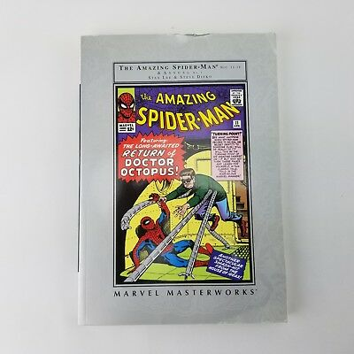 The Amazing Spider-Man Nos. 11-19  Annual No. 1 by Stan Lee Vol 2 Marvel Book