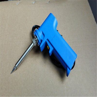 Dual Power Quick Heat-Up Adjustable Welding Electric Soldering Iron Gun OL LK