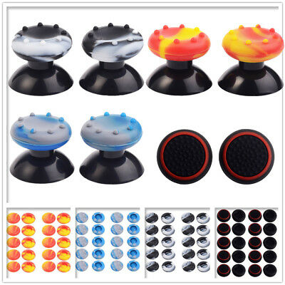 Soft Rubber Thumbstick Grip Analog Stick Cover for PS4 Xbox One 360 Controller