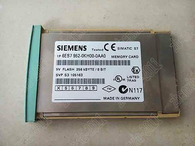 1PC used Siemens 6ES7 952-0KH00-0AA0 6ES7952   #T5