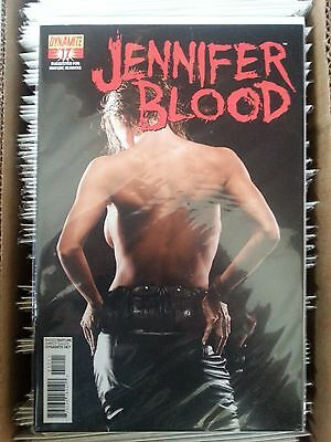 Jennifer Blood #17 Dynamite Entertainment Exclusive Variant Rare