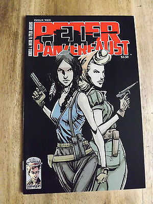 Peter Panzerfaust 10  Image comics first print