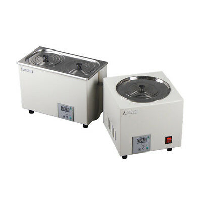 Lab Digital Display Constant Temperature Water Bath Single/Double Hole AC 220V